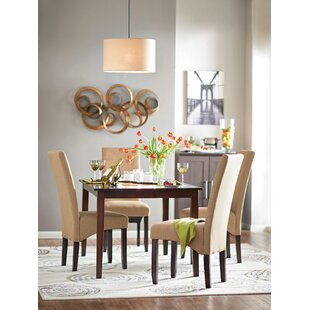 Darryl 5 Piece Dining Set by Latitude Run