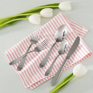 Lyon Grand 20 Piece Flatware Set, Service for 4