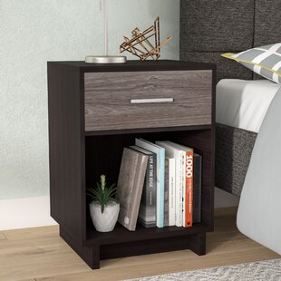 Chicopee 1 Drawer Nightstand