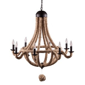 Villanova 8-Light Candle-Style Chandelier