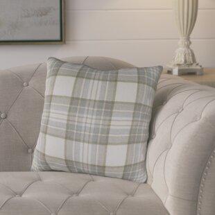 Cavalier Cotton Throw Pillow