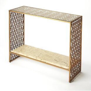 Everly Quinn Wilmslow Console Table