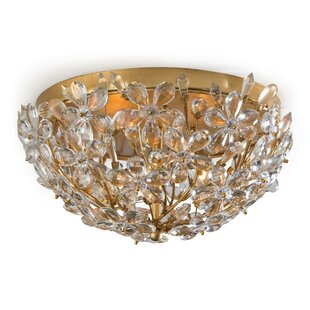 Cheshire 2-Light Flush Mount by Regina Andrew
