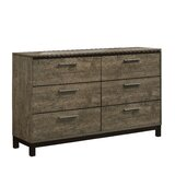 Coria 6 Drawer Double Dresser by Gracie Oaks