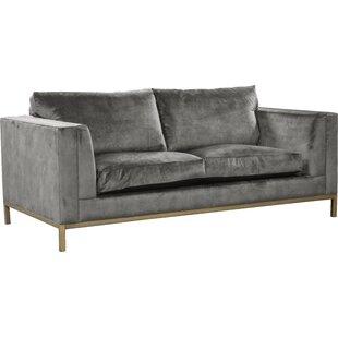 Blue Velvet Sofa Beds You Ll Love Wayfair Co Uk