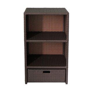 Nordin Indoor/Outdoor Freestanding Accent Cabinet by Ebern Designs