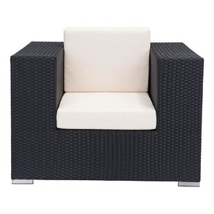 Eguntola Patio Chair With Cushions