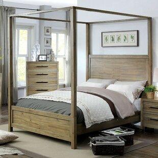 Glynda Canopy Bed