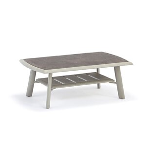 Sola Aluminium Coffee Table By Sol 72 Outdoor