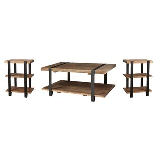 Comparison Bosworth 3 Piece Coffee Table Set By Trent Austin Design