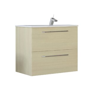 Dovercliff 600mm Wall Hung Single Vanity Unit By Belfry Bathroom