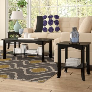 Clouse 3 Piece Coffee Table Set