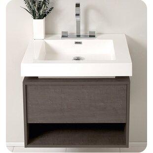Potenza 27 Single Bathroom Vanity Set