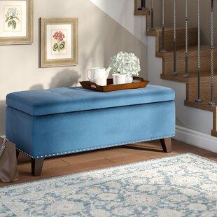 Darby Home Co Snedeker Upholstered Storag..