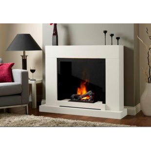 Aldo Electric Fireplace Orren Ellis