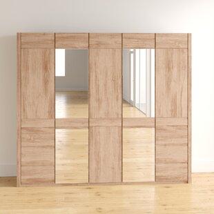 Deals Oliwia 5 Door Wardrobe