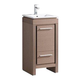Allier 16 Single Bathroom Vanity Set by Fresca