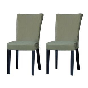 Chintaly Imports Monica Parson Chair (Set of 2)