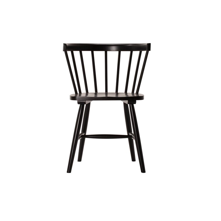 EQ3 Lyla Slat Back Arm chair