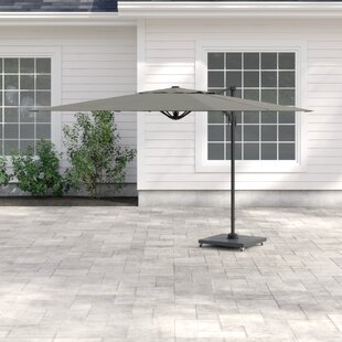 Shara 3m X 2m Rectangular Cantilever Parasol By Sol 72 Outdoor