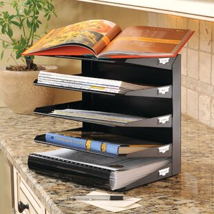 Symple Stuff 5 Tier Horizontal Organizer