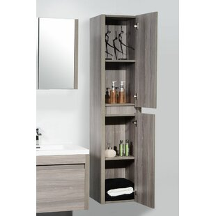 shelf small bathroom shallow cabinet l wall storage tower