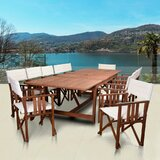Sanor 13 Piece Dining Set
