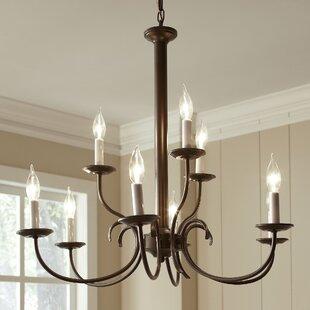 Price comparison Robbins 9-Light Chandelier By Birch Lane™