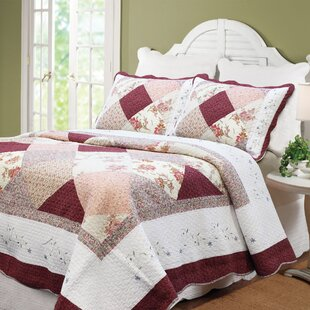 Georgia Patchwork Quilt Set