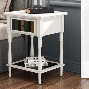 Extra Tall Bedside Table Wayfair
