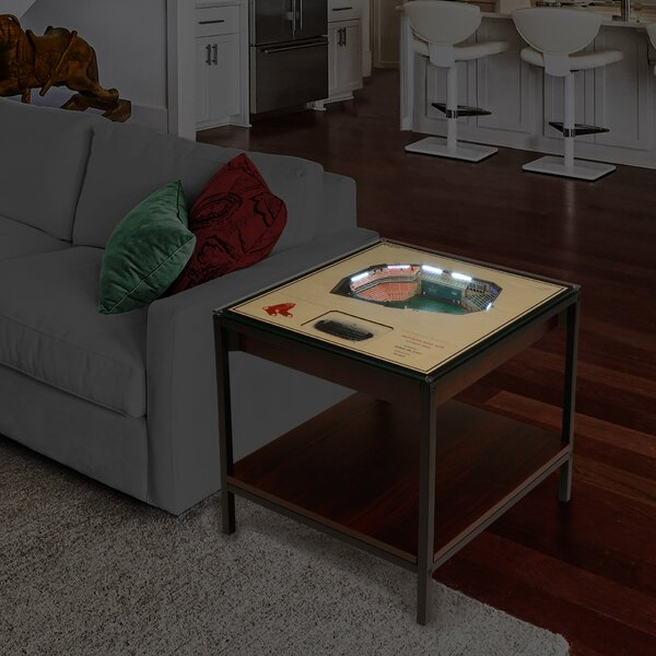 Lighted End Table Wayfair