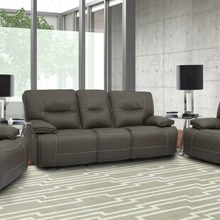 Mickie Reclining Configurable Living Room Set By Red Barrel Studio
