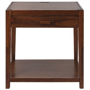 Notre Dame 1 Drawer Nightstand by Yu Shan