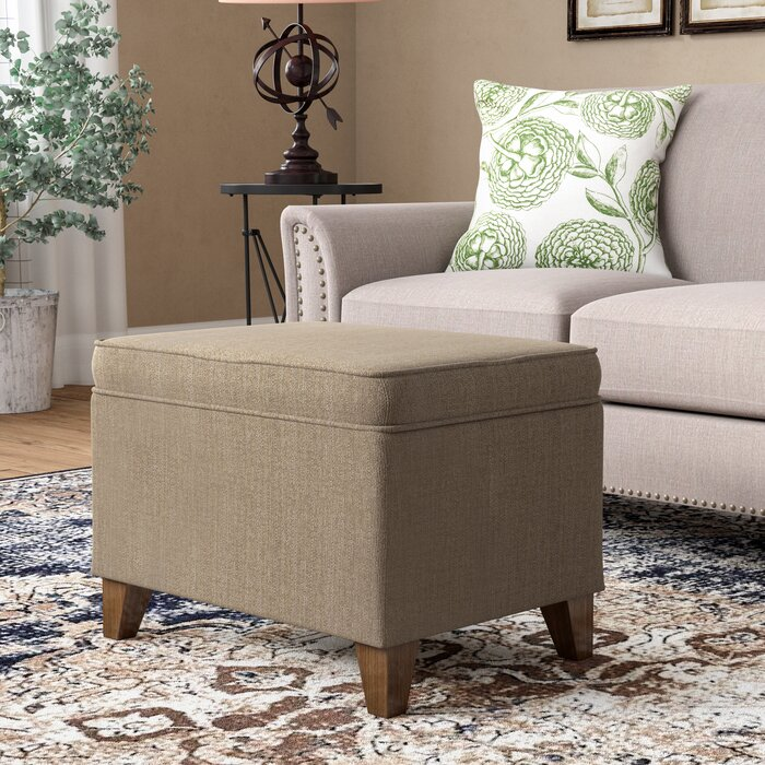 Strange Annet Storage Ottoman Gmtry Best Dining Table And Chair Ideas Images Gmtryco