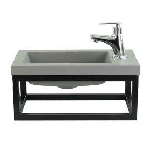 Rinker 40mm Wall Hung Single Vanity Unit By Belfry Bathroom