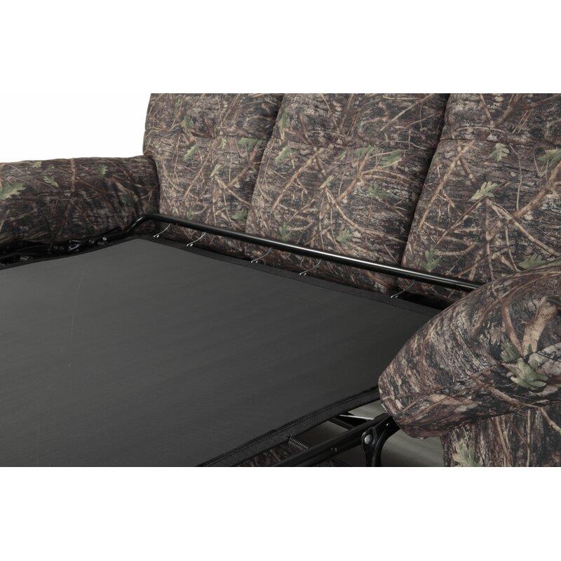 Charmant Camouflage Sleeper Sofa