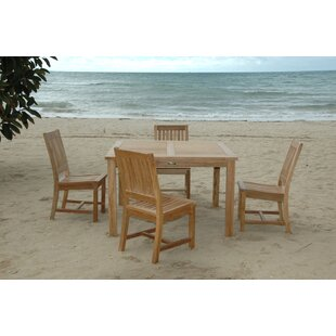 Windsor 5 Piece Teak Dining Set