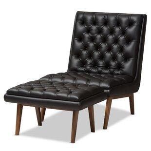 Mid Century Chair And Ottoman Wayfair