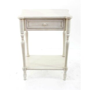 Patrica End Table by Highland Dunes