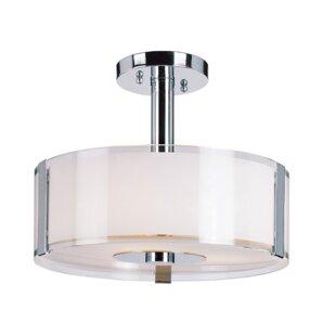 Find a Piersten 5-Light Semi Flush Mount By Orren Ellis