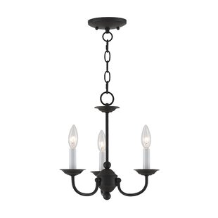 Colesville 3-Light Candle Style Chandelier