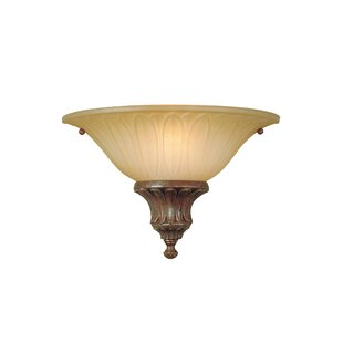 Find Randall 1-Light Wide Half Wall Sconce By Astoria Grand