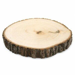 Allman Reversible Wood Cake Slab