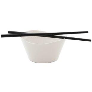 Eclipse 10 oz. Rice Bowl with Chop Sticks