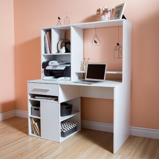 Annexe Writing Desk with Hutch