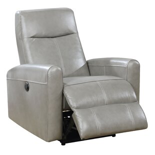 Bee Leather Power Recliner