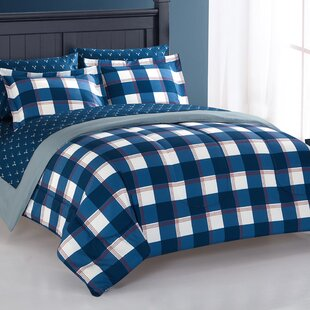 Jonell Reversible Comforter Set