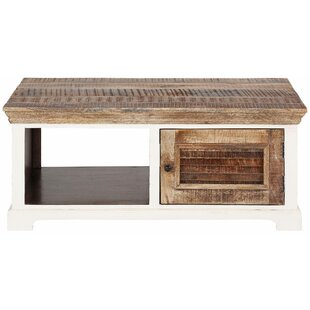 Kendall-Perrine Coffee Table With Storage By Beachcrest Home
