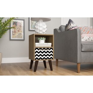 Kane 1 Drawer Nightstand