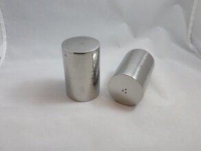 Hammered Barrel Salt and Pepper Shaker Set